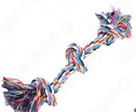 Игрушка для собак DEZZIE «Канат с узлом»