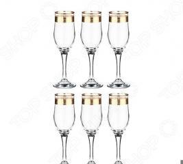 Набор фужеров для шампанского «Греция Тулип» 484-062