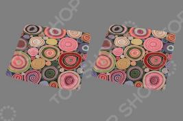 Набор из 2-х наволочек декоративных Elan Gallery «Фейерверк»
