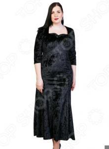 Платье Pretty Woman «Голливудская улыбка». Цвет: черный
