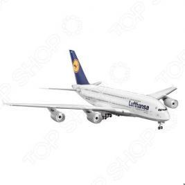 Сборная модель пассажирского самолета Revell Аэробус A380 Lufthansa
