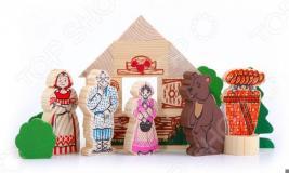 Конструктор для малышей Томик «Маша и медведь»