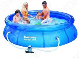 Бассейн круглый надувной Bestway 57270 (57109)