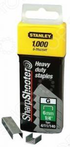 "Скоба для степлера STANLEY 10 мм тип ""G"" (4/11/140)"
