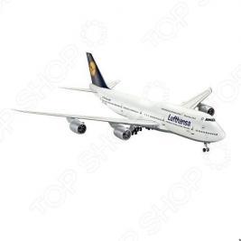 Сборная модель пассажирского самолета Revell Boeing 747-8