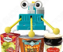 Конструктор для мальчика 4M «Робот барабанщик»