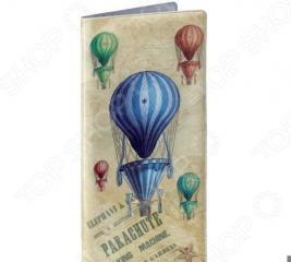 Бумажник путешественника Феникс-Презент «Воздушные шары»