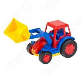Трактор-погрузчик Wader «Базик»
