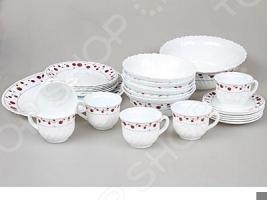 Набор столовой посуды Rosenberg 1233-496, 26 предметов