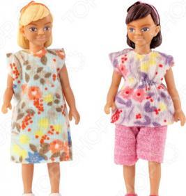 Набор кукол Lundby «Две девочки»