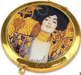 Зеркало косметическое Carmani «Юдифь» (Г. Климт)