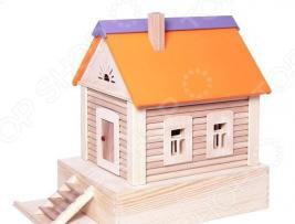 Конструктор деревянный PAREMO «Избушка»