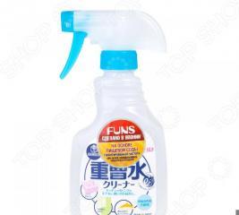 Спрей чистящий для дома на основе пищевой соды «Кристальная чистота»