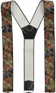 Подтяжки Stilmark «Охотничий камуфляж»