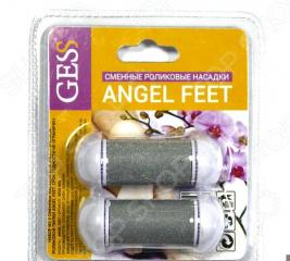 Комплект насадок сменных для электрической пилки Gess Angel Feet