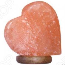 Лампа солевая ZENET Сердце