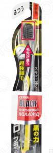 Зубная щетка DENTALPRO Black Ultra Slim. Жесткость: средняя (medium). В ассортименте
