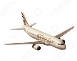 Сборная модель гражданского самолета Revell Airbus A320 Etihad