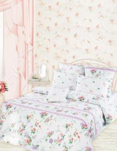 Комплект постельного белья Романтика Прованс. 1,5-спальный