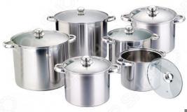 Набор посуды «Богатый урожай плюс». Количество предметов: 12
