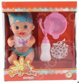 Пупс с аксессуарами 1 Toy «Веснушкин»