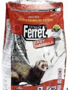 Корм для молодых хорьков Bosch Totally Ferret Baby