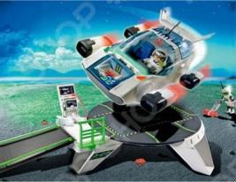 Турбореактивный самолет Космических рейнджеров Playmobil 5150pm
