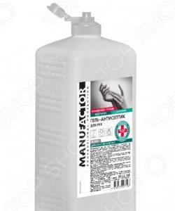Гель-антисептик для рук MANUFACTOR N308 Flip Top