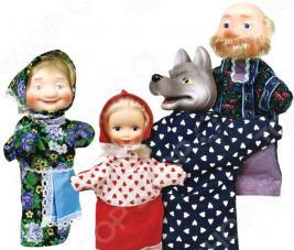 Кукольный театр Огонек «Красная Шапочка»