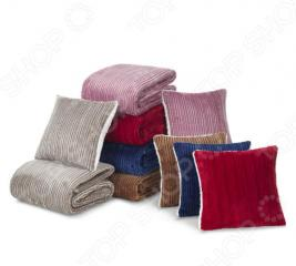 Комплект Dormeo «Нежность»: плед и подушка