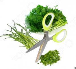 Ножницы для нарезки зелени «Салатик»