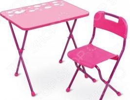 Набор мебели детский: стол и стул Ника КА2