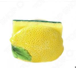 Подставка для губки Elan Gallery «Лимон» 110732