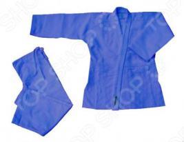 Кимоно для дзюдо ATEMI PJU-302 синее