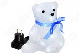 Фигурка новогодняя VEGAS «Медвежонок» 55101
