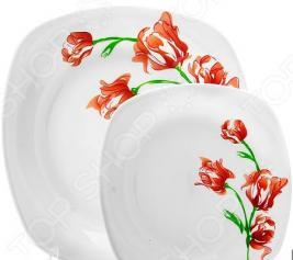 Набор тарелок Loraine LR-23690
