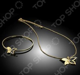 Комплект Laura Amatti «Золотая бабочка»