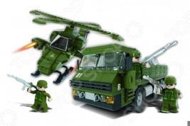 Конструктор игровой 1 Toy «Военная техника. Горный перехват»