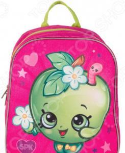 Рюкзак дошкольный Shopkins «Яблоко»