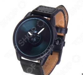 Часы наручные Mitya Veselkov «Пластинка» MVBlack