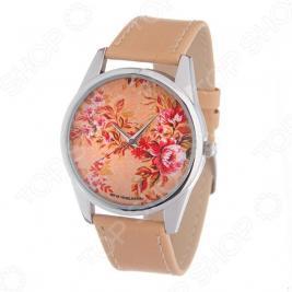 Часы наручные Mitya Veselkov «Цветы»