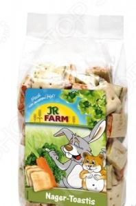 Добавка питательная для грызунов JR Farm Nager Toastis