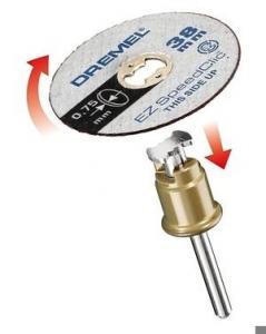 Набор дисков отрезных Dremel SC409