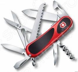 Нож перочинный Victorinox EvoGrip S17 2.3913.SC