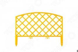 Забор декоративный Grinda «Плетень» 422207