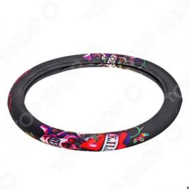 Оплетка на руль ED Hardy EH-00106 Love kills slowly