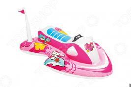 Плот надувной детский Intex Hello Kitty