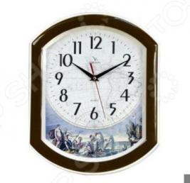 Часы настенные Вега П 2-9/7-12 «Мифы Южной Америки»