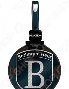 Сковорода блинная Berlinger Haus Aquamarine Metallic