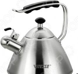 Чайник со свистком Vitesse Dominica
